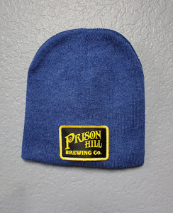 Patch Beanie (BLUE)