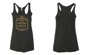 State 48 Brewery Logo (LADIES TANK)