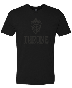 Throne Black on Black