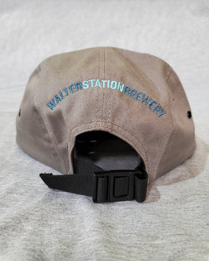 WSB 5 Panel (Grey Hat)