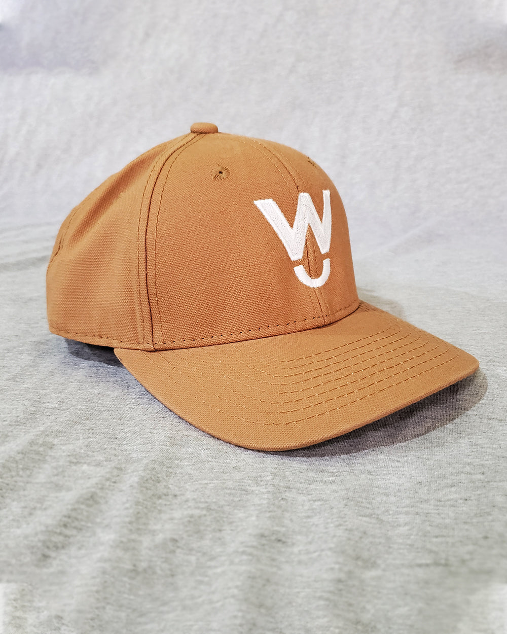 White Walter W (Tan Hat)