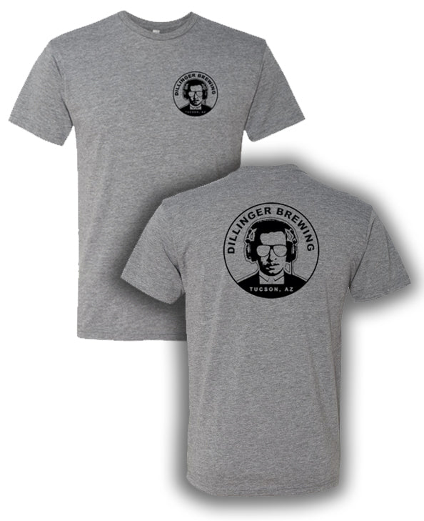 Dillinger Brewing Shirt