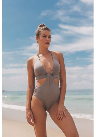 One Piece Sevilla Metalic Grey