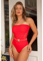 One Piece Tenerife Red