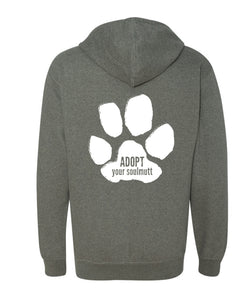 Adopt your SoulMutt hoodie