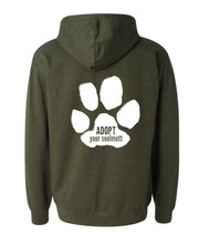 Load image into Gallery viewer, Adopt your SoulMutt hoodie
