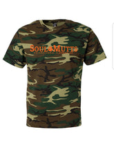 Load image into Gallery viewer, Short Sleeve Camo T-Shirt
