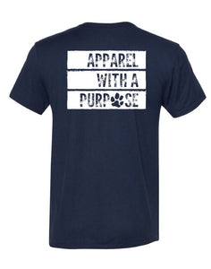 Apparel With A Purpose Triblend T-Shirt