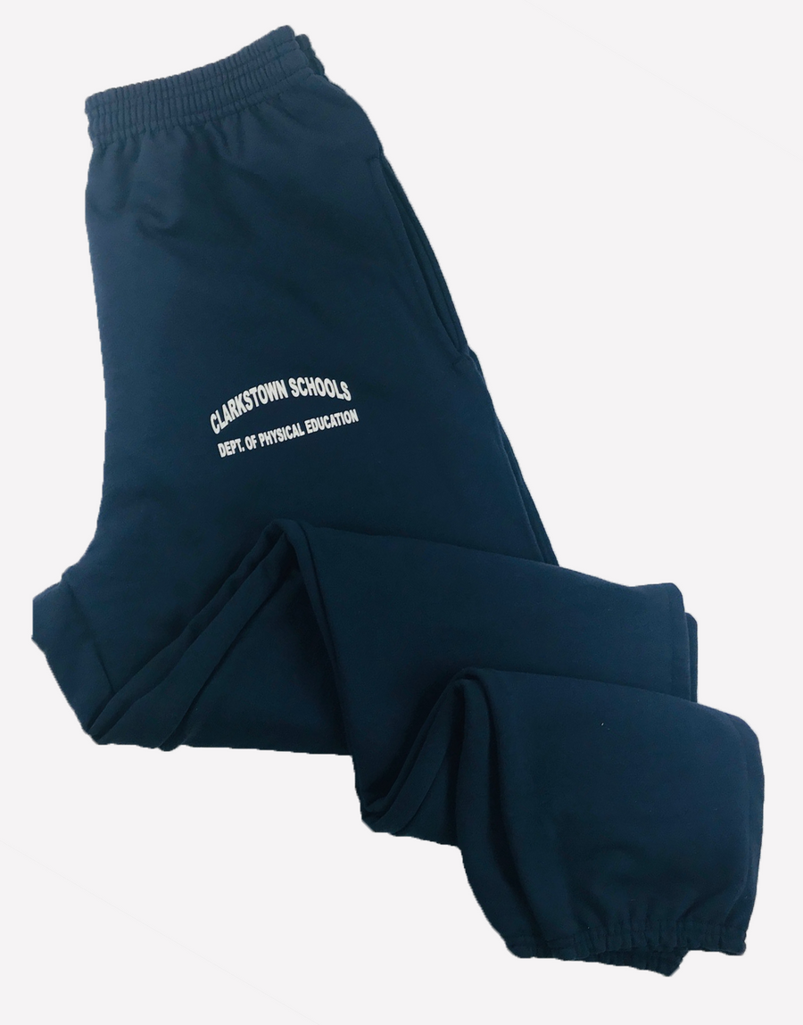 Youth Sweatpants-NAVY