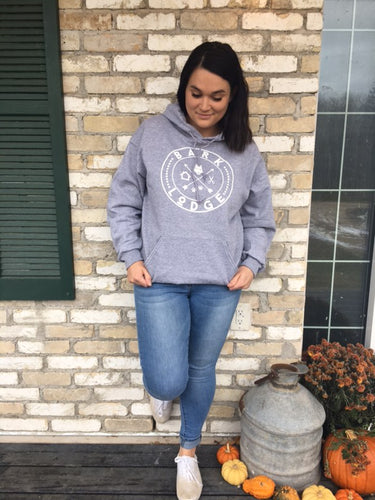 Bark Lodge Hooded Sweater
