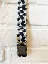 Load image into Gallery viewer, Walk in the Bark Collar: Geometric