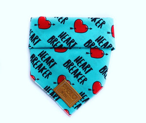Pablo & Co Bandana: Heart Breaker