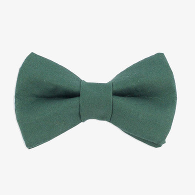 Rover Bow Tie: Dark Green