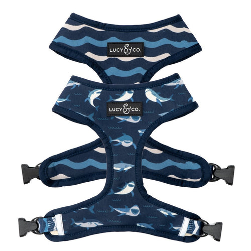 Shark Attack Reversible Harness