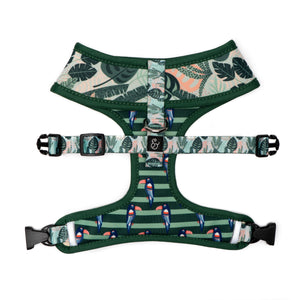 Birds of Paradise Reversible Harness