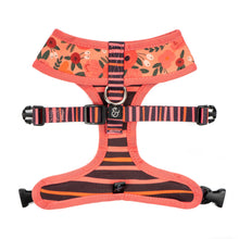 Load image into Gallery viewer, Pink Posy Reversible Harness