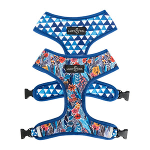 Royal Garden Reversible Harness