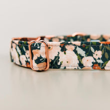 Load image into Gallery viewer, Walk in the Bark Collar: Autumn Floral