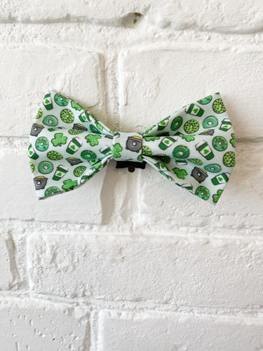St Patrick's Day Bow Tie