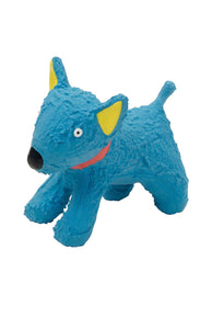 Blue Dog Toy