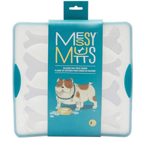 Messy Mutts Silicone Treat Maker Large