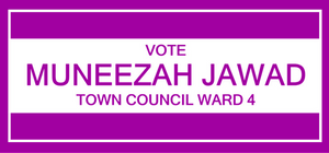 MUNEEZAH JAWAD ELECTION