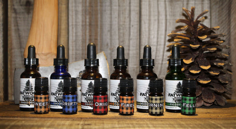 beard oil scents