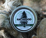 Felled Wood Beard Balm 1 Ounce Tin