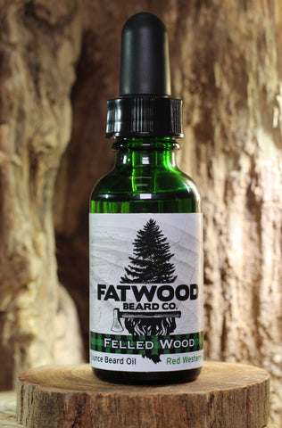 Felled Wood Beard Oil
