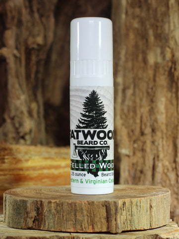 Felled Wood On-the-Go Beard Balm 3 Pack