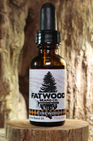 Firewood Beard Oil