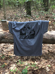 Support Rugged Manliness Charcoal Grey