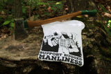 Navy or White Classic Support Rugged Manliness T-Shirt