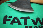 Fatwood in the Trees Logo T-shirt