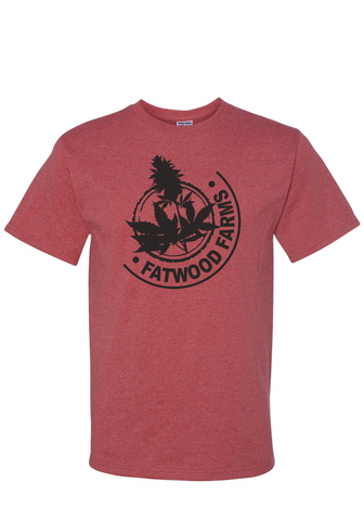 Fatwood Farms Logo T-Shirt