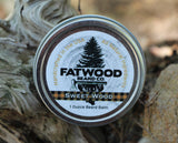 Sweet Wood Beard Balm 1 Ounce Tin