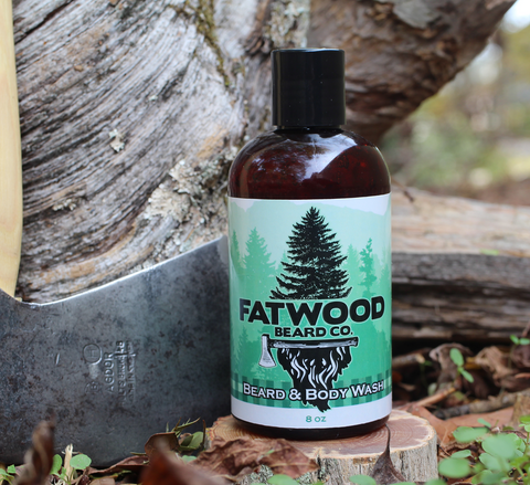 Beard & Body Wash 8oz