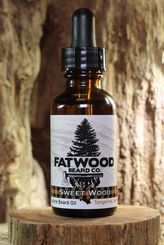 Sweet Wood Beard Oil