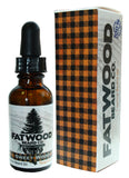 Sweet Wood Beard Oil With Box