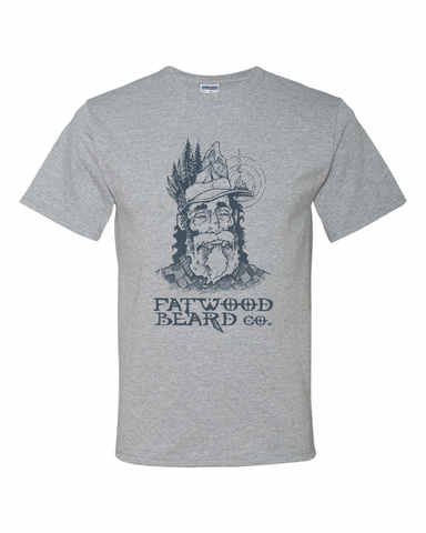 Fatwood Beard Co. Headlamp T-Shirt