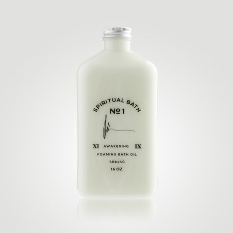 Awakening Foaming Bath Oil 16 oz.