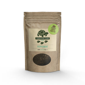 Tortoise Tom Loose Leaf Tea - Peppermint Cut