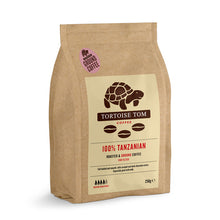 Load image into Gallery viewer, Tortoise Tom Tanzanian Ground Coffee 250g