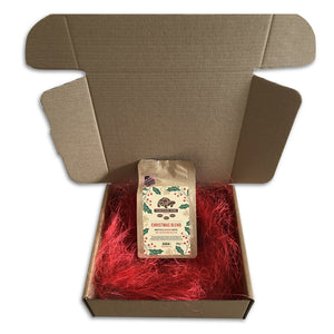 Tortoise Tom Christmas Blend Ground Coffee 250g