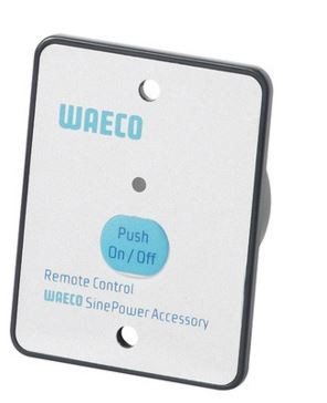 WAECO MCR-9 PANNELLO DI CONTROLLO INVERTER SINEPOWER. PER CAMPER - AccessoriCaravan.it