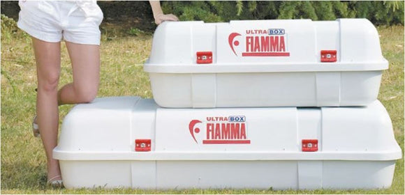 FIAMMA ULTRA BOX 2 E ULTRA BOX 3 BAGAGLIERA DA TETTO  IN ABS - AccessoriCaravan.it