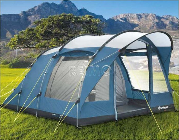 TENDA TECNICA H190/200 MM IDEALE PER 5 PERSONE COLORE AZZURRO - AccessoriCaravan.it