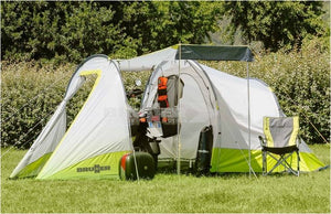 TENDA TECNICA TUNNEL H190 CM MODELLO ATOMIC 3 POSTI - AccessoriCaravan.it