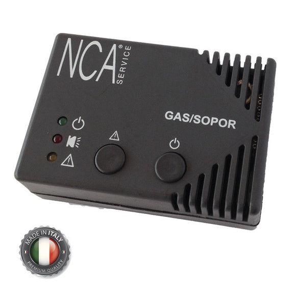 NCA GAS/SOPOR RILEVATORE GAS NARCOTICI - AccessoriCaravan.it