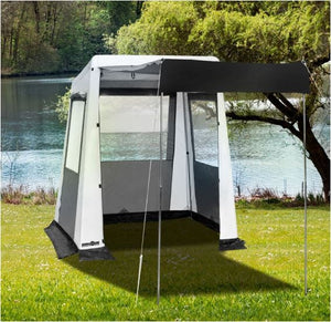 TENDA CUCINA/RIPOSTIGLIO  180*160 MOD. COOKHOUSE - AccessoriCaravan.it
